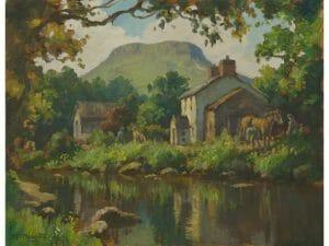 A Glens Riverside Homestead