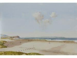 Castlerock Beach with Mussenden
