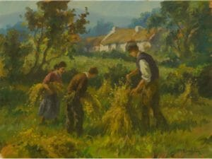 Family Harvesting