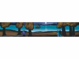 The Moonlight Lagoon