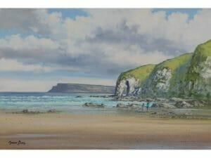 White Rocks North Antrim Coast
